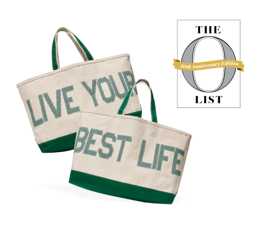 Live your Best Life Tote