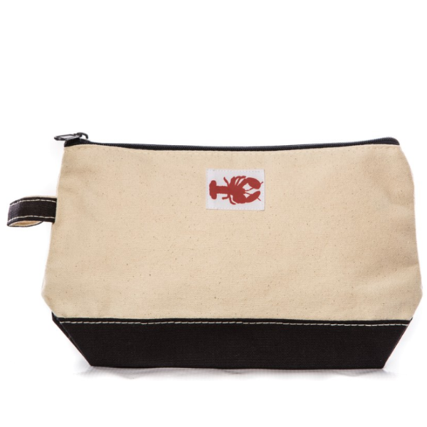 Lobster Canvas Pouch