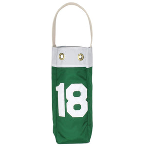 Flagstick Wine Tote Green