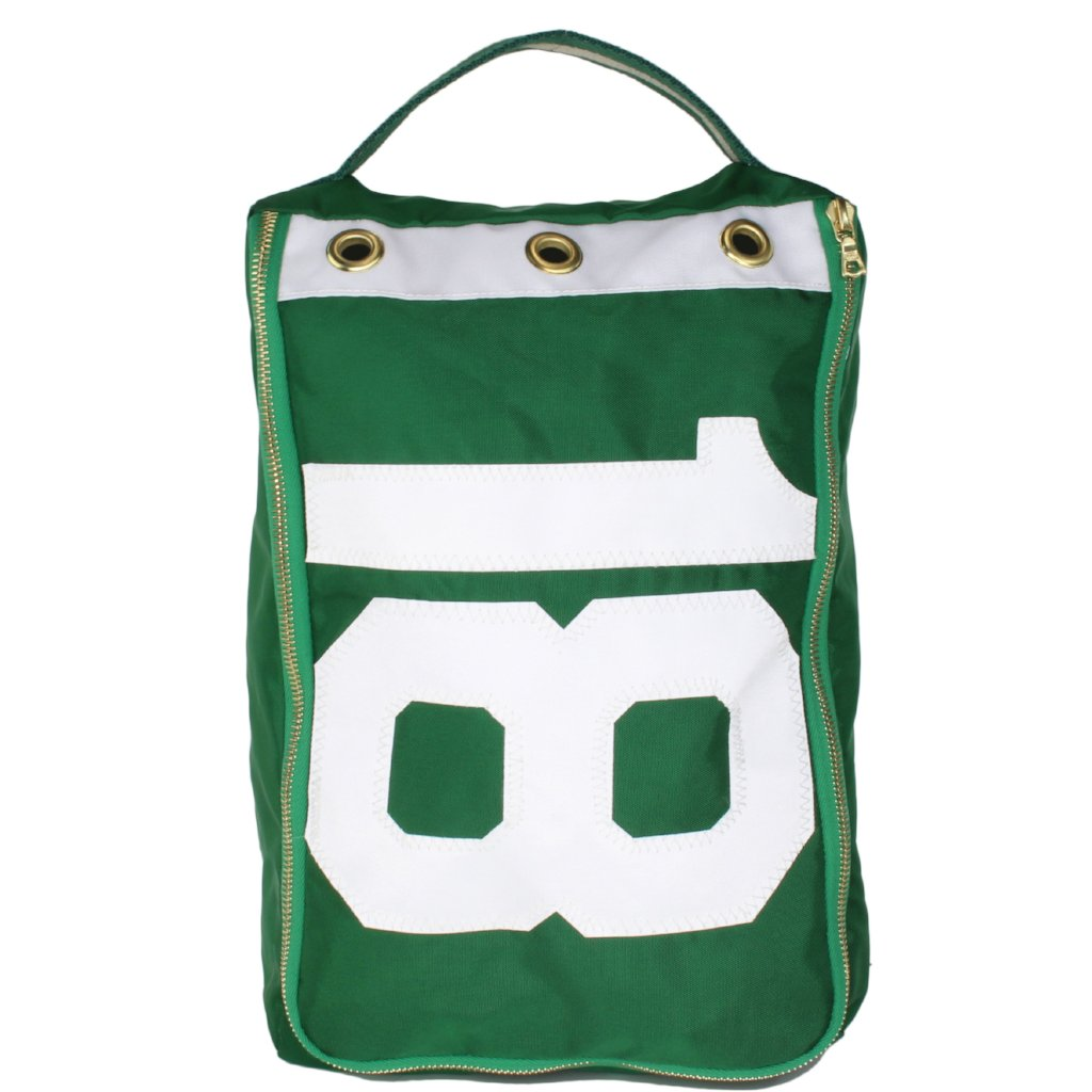 Flagstick Shoe Bag Green