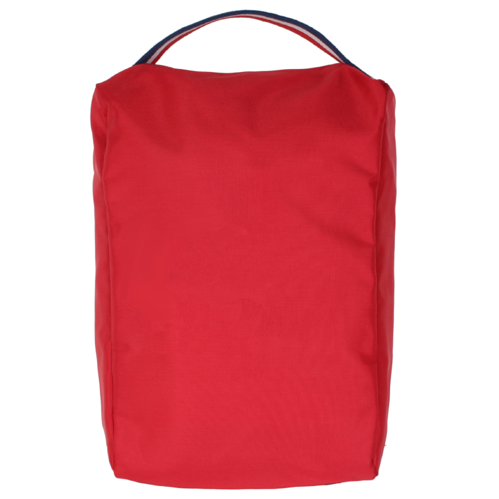 Flagstick Shoe Bag Red