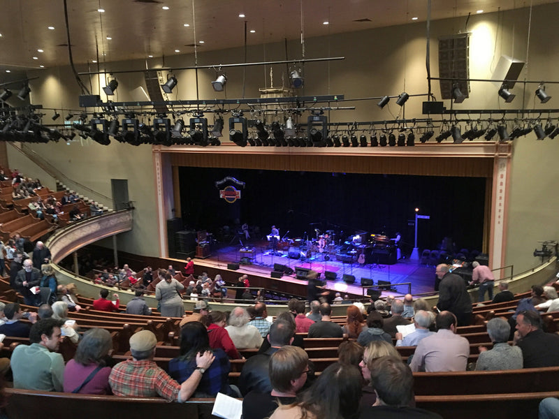 The Ryman Auditorium x Prairie Home History