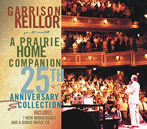 A Prairie Home Companion 25th Anniversary Collection (5 CDs)