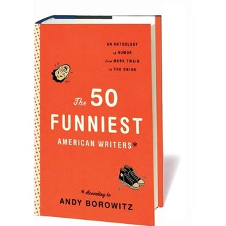 The 50 Funniest American Writers incl Garrison Keillor