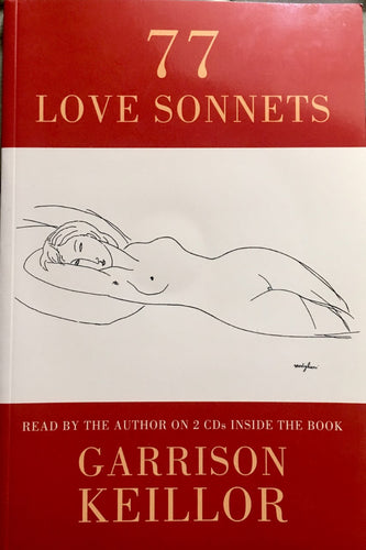 77 Love Sonnets Book & CD
