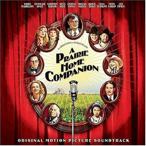 A Prairie Home Companion movie soundtrack