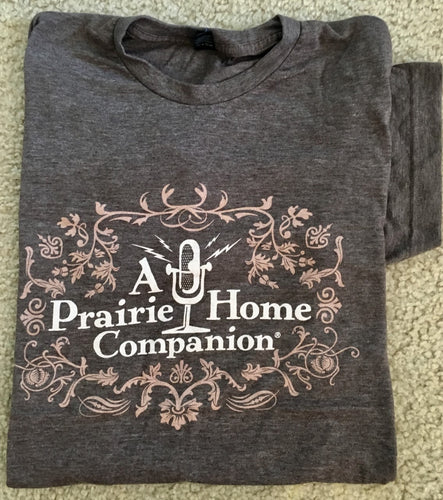 A Prairie Home Companion Scroll Shirt
