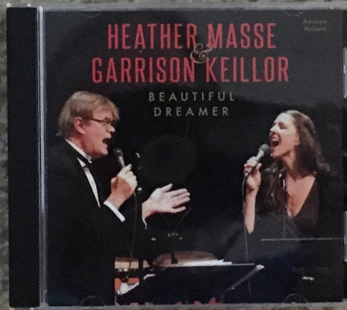 Beautiful Dreamer by Garrison Keillor and Heather Masse (CD)