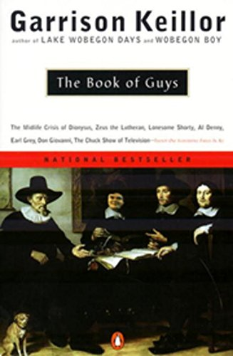 The Book of Guys (3 CDs)