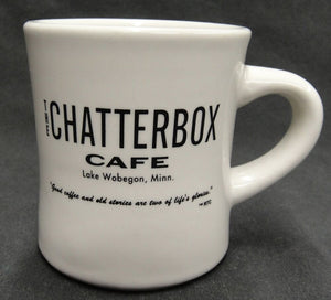 Chatterbox Cafe Mug (set of 2 mugs)