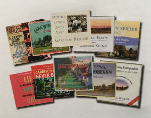 The Complete Lake Wobegon Collection (45 CDs)