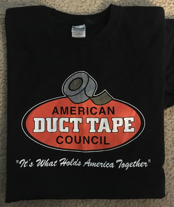 American Duct Tape Council T-shirt