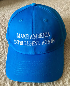 Make America Intelligent Again hat