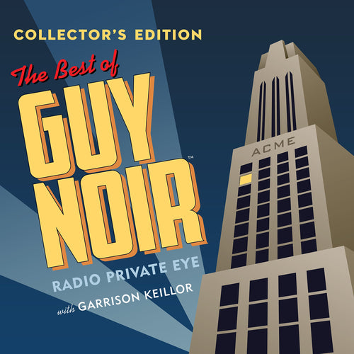 The Best of Guy Noir Collector's Edition (5 CDs)