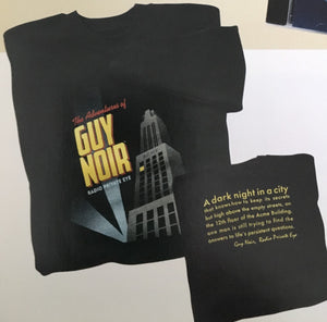 Guy Noir T-shirt