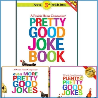 The Joke Show Collection (Book & CDs)