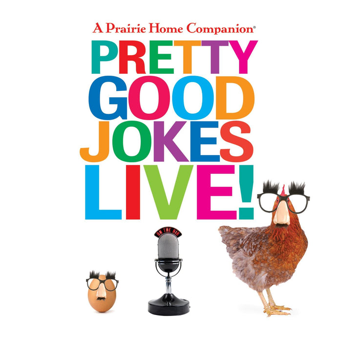 Pretty Good Jokes LIVE (2 CDs)