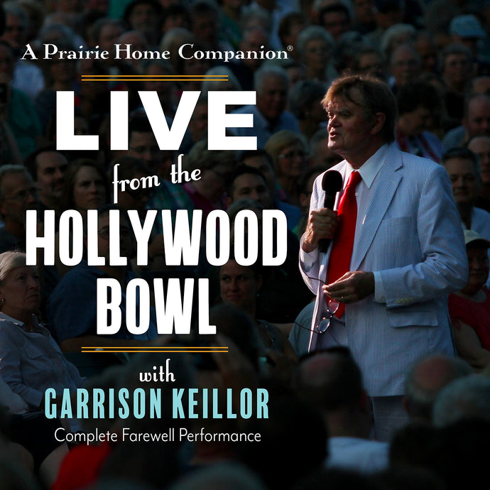 Live from the Hollywood Bowl (2 CDs)