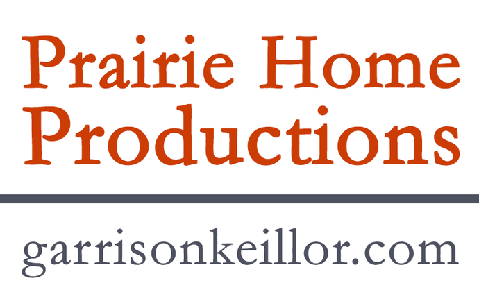Donate $25 to support Prairie Home Productions
