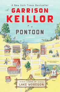 Pontoon: A Lake Wobegon Novel  by Garrison Keillor