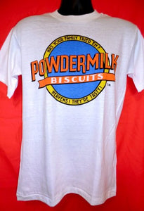 Powdermilk Biscuit Short Sleeve T-shirt