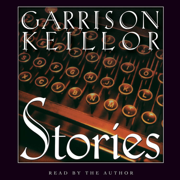 Stories by Garrison Keillor (3 CDs)