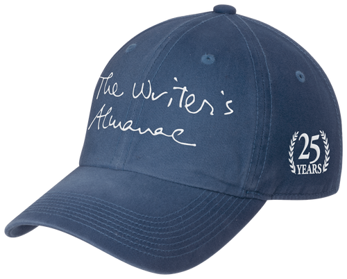 The Writer's Almanac Hat