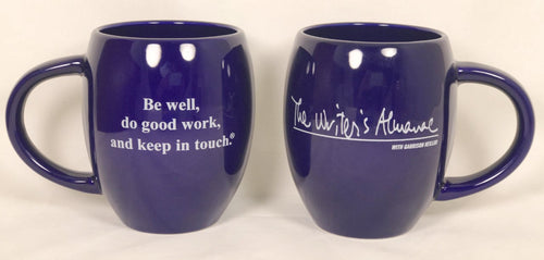 The Writer's Almanac Mug
