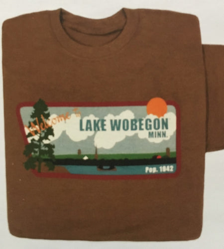 Welcome to Lake Wobegon T-shirt