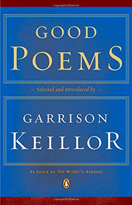 Good Poems - softcover