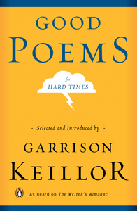 Good Poems for Hard Times book