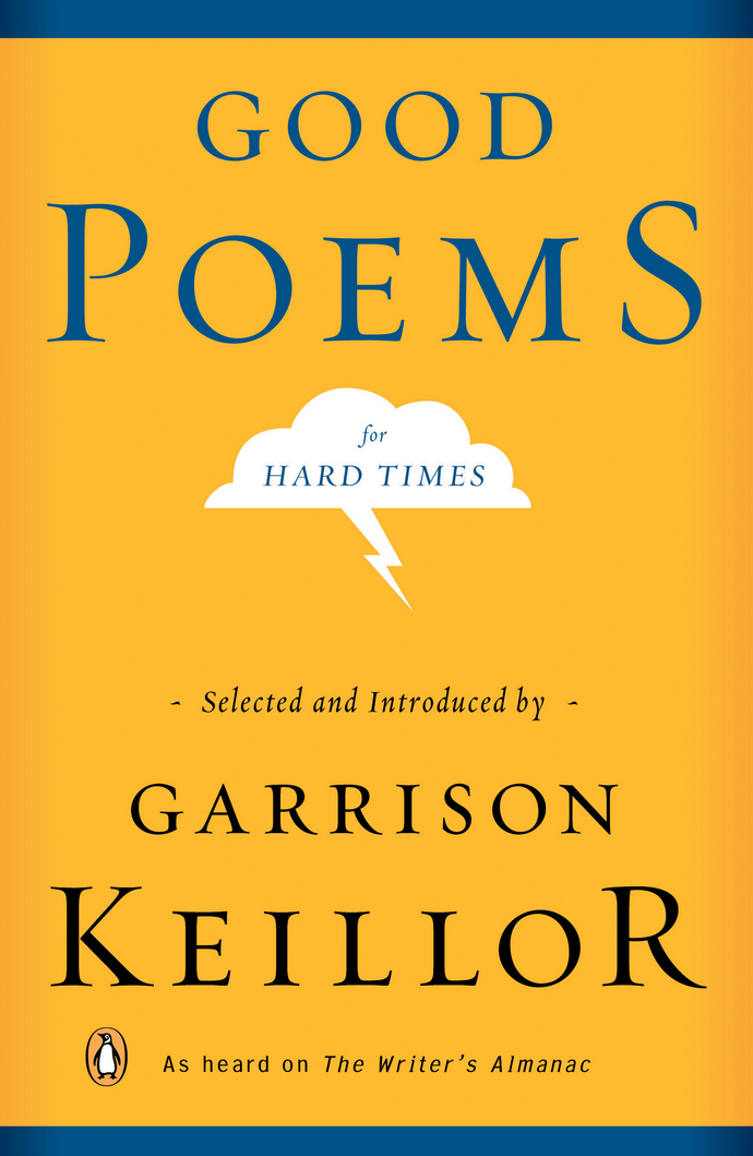 Good Poems for Hard Times HC