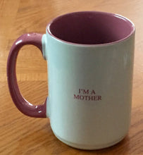 I'm a Mother mug (set of 2 mugs)