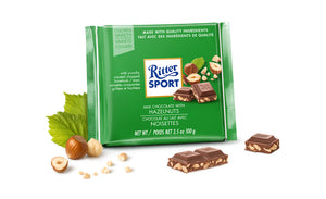 CHOCOLATE AVELLANAS RITTER  100 g