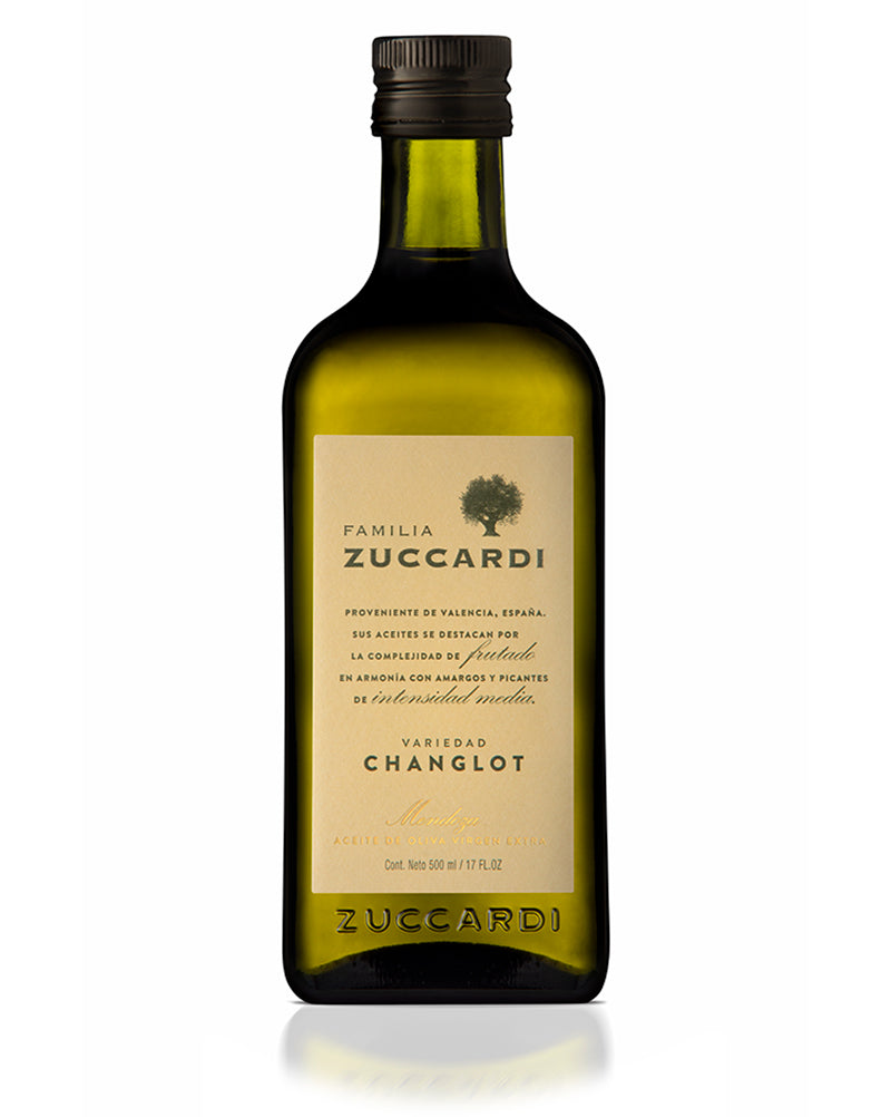 ACEITE DE OLIVA ZUCCARDI CHANGLOT 500ml