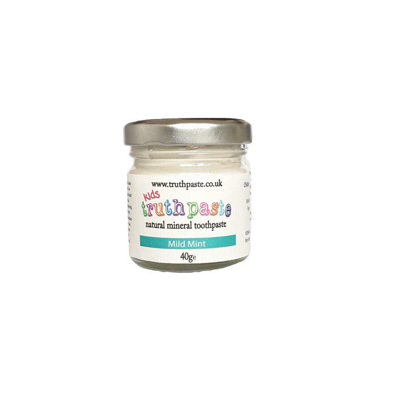 truthpaste kids, mild mint 40g