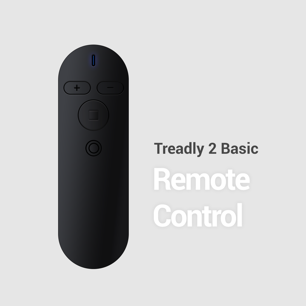 Treadly 2 Basic Remote