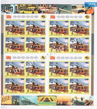 India MNH 2008 Gas Authority Of India MNH Ltd (GAIL) Sheetlet - buy online Indian stamps philately - myindiamint.com