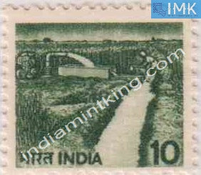 India MNH Definitive 6th Series Minor Irrigation 10p - buy online Indian stamps philately - myindiamint.com