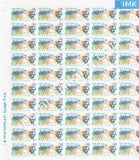 India MNH Definitive 9th Series Physics & Einstein Rs 5 (Full Sheet) - buy online Indian stamps philately - myindiamint.com