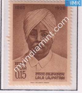 India 1965 MNH Lala Lajpat Rai - buy online Indian stamps philately - myindiamint.com