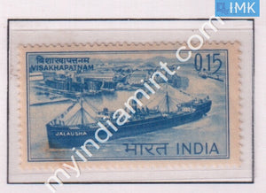 India 1965 MNH National Maritime Day - buy online Indian stamps philately - myindiamint.com