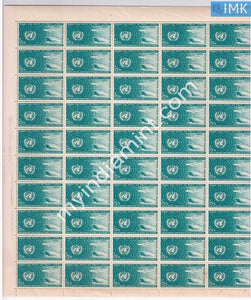 India 1968 MNH 2Nd United Nations Conference On Trade & Development (Full Sheet) - buy online Indian stamps philately - myindiamint.com