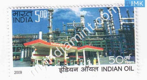 India 2009 MNH Indian Oil - buy online Indian stamps philately - myindiamint.com