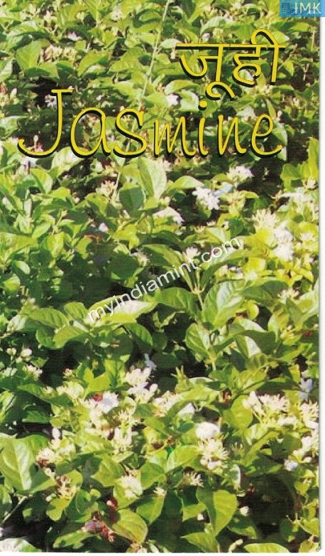 India 2008 Presentation Pack Jasmine #B4 (Contains 1fdc+1brochure+1ms)