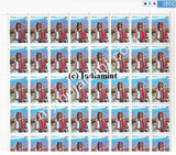 India 1981 Tribes of India 4v Set (Full Sheet) Indian Condition