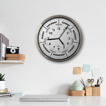 Load image into Gallery viewer, Office wall clock