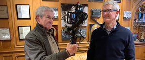 Tim Cook and Claude Lelouch - The Tech meets the Artistry