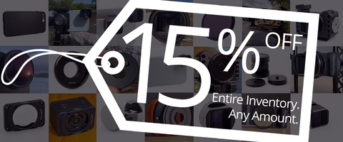 15% Off Moondog Labs gear. Entire Inventory. Any Amount.