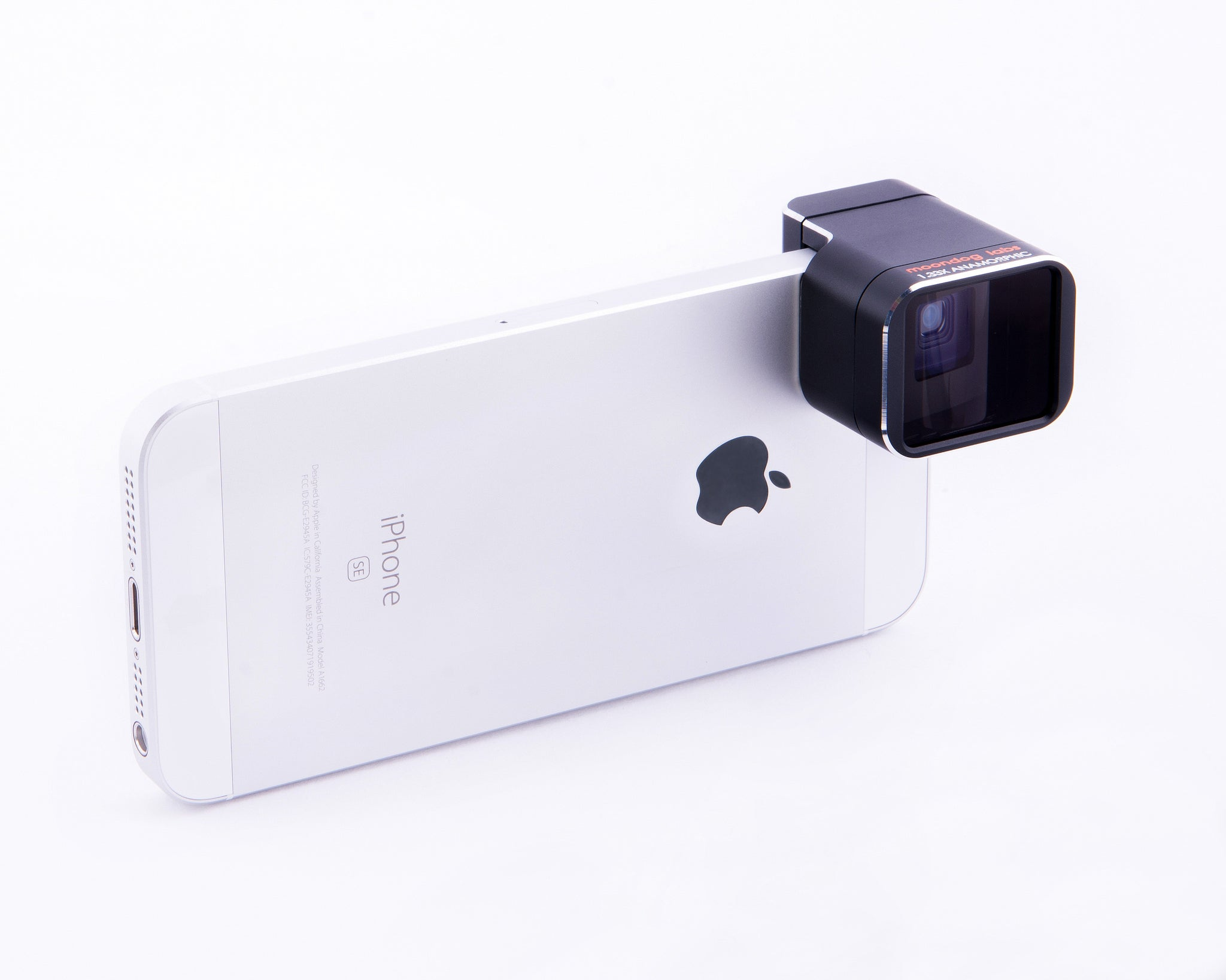 finest selection 0c75d 480da 1.33X Anamorphic Lens - for iPhone 5/5S and iPhone SE